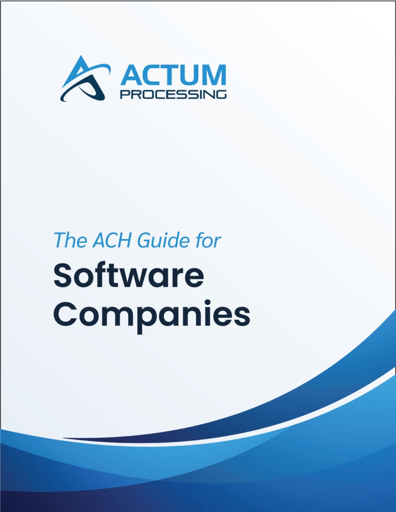 ACH Guide for Software Companies eBook
